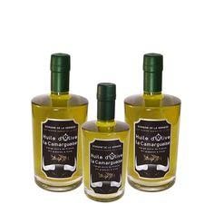 huile olive la vernede