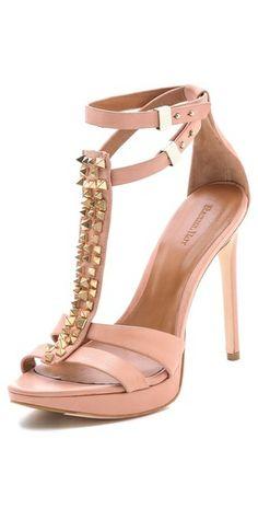 65bcefd4538 Rachel Roy Dalyce Studded Sandals...super inexpensive too Studded Sandals