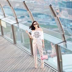 OLIVIA LAZUARDY Fashion Bloggers 523f568b4a18a