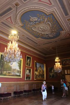 Palace, Sydney, To Go, Chandelier, Ceiling Lights, Home Decor, Candelabra, Decoration Home, Room Decor