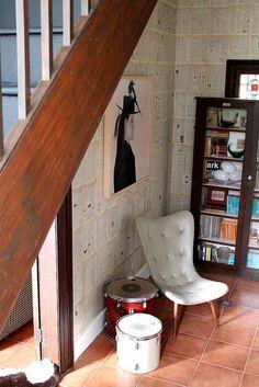 Amazing loft spaces!  Love this website - full of design ideas.