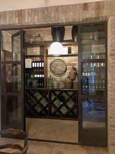 Vine cellar Tuscany style