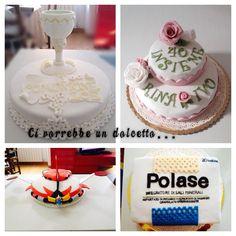 """Cake design """" Ci vorrebbe un dolcetto. Cake, Desserts, Food, Design, Pie Cake, Tailgate Desserts, Pie, Deserts, Cakes"""
