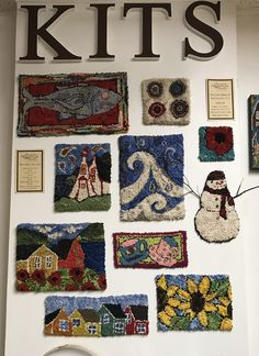 Rug Hooking Kits Punch