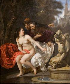 Baroque Art | Barok : Baroque « ~~Susanna an the Elder   When curves were beautiful.....