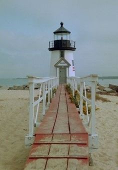 (credit ⚓ René Marie Photography)  Nantucket Lighthouse  ⚓ Beach Cottage Life ⚓