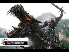 Transformers 4 - Dinobot vs Autobot HD