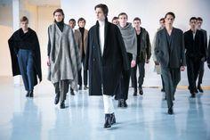 Christophe Lemaire Menswear Fall Winter 2015 Paris
