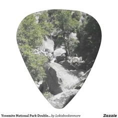 Yosemite National Park Double Sided Guitar Pick