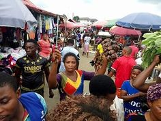 """This news came in today from Akpan Andem Market in Uyo Local Government.  Governor Udom Emmanuel declared every Thursday a """"Ticket Free Day"""" in all market operating in Uyo Local Government Area and also provided an Interest Free Loan to traders.  Today also the Special Assistant to the Governor on Trading and Marketers Mr. Idorenyin Rachel led the Special Assistant to the Governor on Media Mr. Essien Ndueso  Mr. Joseph Okon Special Assistant on Grassroot Reorientation to the popular market…"""