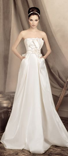 Natalie Wedding Gown - Papilio Bridal Collection 2013