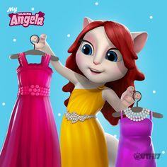 I'm in a mood to chat fashion! What are some of your favorite outfits in my app, My Talking Angela? My Princess, Princess Peach, Disney Art Style, Fashion Art, Fashion Clothes, Big Star, Celebrity Dresses, Cartoon Art, My World