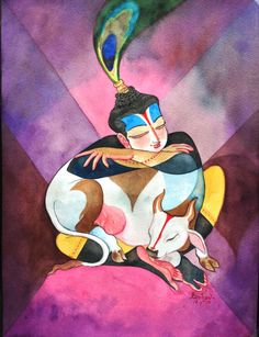 Happy Holi. #krishnafortoday