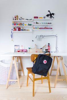 Gloria – Blogit | Pieni talo Helsingissä – Esikoispojan huoneen päivitys lomailmeeseen
