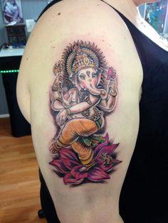 ganesh tattoo | Category Ganesha Tattoos