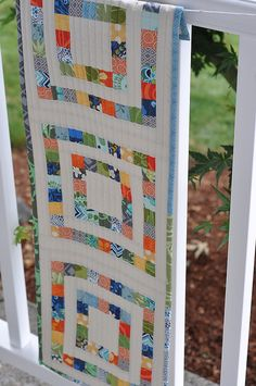 Scrapbuster Table Runner