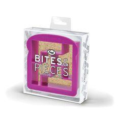Bites and Pieces Puzzle Sandwich Cutter