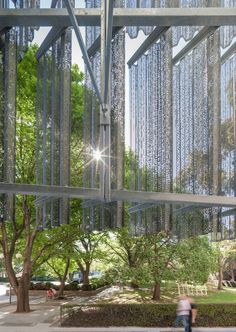 Melbourne School of Design University of Melbourne / John Wardle Architects + NADAAA   Amazing facade design