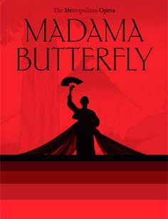 madame butterfly poster - Google Search