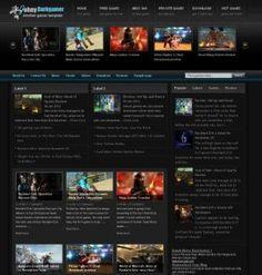 New Johny Darkgamer Blogger Template é um template blogger para blog de jogos, entretenimento e etc. Com layout atraente, New Johny Darkgamer tem 4 colunas, 1 sidebar direita, menus drop-down, slide de conteúdo em destaque, blocos de widget por categorias
