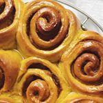 Profilový obrázek Dýňoví šneci Onion Rings, Ethnic Recipes, Desserts, Instagram, Food, Tailgate Desserts, Deserts, Essen, Postres