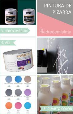 Muestrario de colores de pintura de pizarra www - Pintura pizarra colores ...