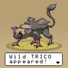 Pokemon Trico by Xavy-027
