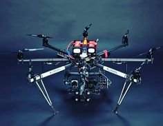 Octocopter #quadcopter #octocopter #drone #droneracing #aerialphotography