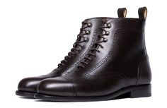 """Crownhill oxford boots """"Dublin"""" (made in Spain), Me Too Shoes, Men's Shoes, Shoe Boots, Shoes Men, Oxford Boots, Fashion Shoes, Mens Fashion, Custom Design Shoes, Business Shoes"""