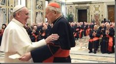 Camminare, edificare, confessare, Omelia di Papa Francesco. SANTA MESSA CON I CARDINALI 14 marzo 2013