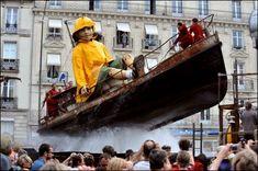 Royal de Luxe - La Petite géante