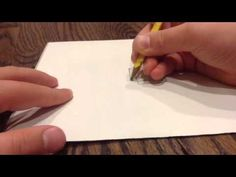 Drawing 3D shapes