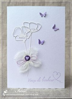 Cartes félicitations pour un mariage