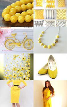 Yellow... by Fai ? Al on Etsy--Pinned with TreasuryPin.com