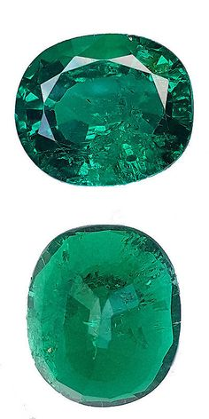 Lab-Created Emeralds 122956: Stunning 6.55 Ct Nice Lab Created Chrome Green Color Biron Emerald Oval Shape BUY IT NOW ONLY: $110.0