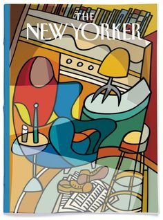 the new yorker The New Yorker, New Yorker Covers, Illustration Techniques, Love Illustration, Illustrations And Posters, Cover Art, New Art, Sketches, Editorial