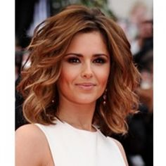 Brilliant Curly Bob Hairstyles Cheryl Cole And Shoulder Length Bobs On Hairstyles For Women Draintrainus