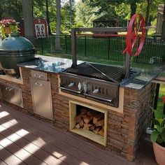 Idei pentru tine si casa ta Archives - Page 2 of 15 - Blog   Homelux   Idei pentru confort Outdoor Bbq Kitchen, Outdoor Cooking Area, Pizza Oven Outdoor, Backyard Kitchen, Outdoor Kitchen Design, Outdoor Kitchens, Outdoor Barbeque Area, Bbq Area, Patio Design