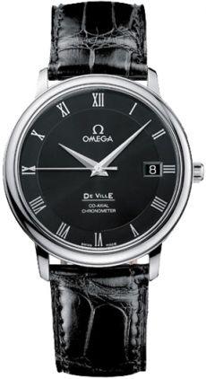4875.50.01 часы Omega De Ville Prestige Automatic