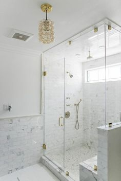 Love this shower! Master Bath