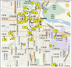 Neighborhood map eugene or website oregon eugene pinterest eugene oregon google search freerunsca Image collections