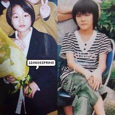Jongin & Sehun  Same style since fetus  #sehun #ohsehun #oohsehun #kai #kimjongin #sekai #kaihun