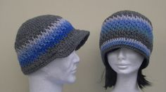 Brick Stitch Hat