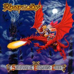Rhapsody - Symphony of Enchanted Lands.