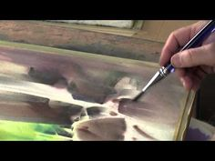 In this http://ArtistsNetwork.tv art instruction video workshop, Sterling Edwards leads you through easy steps on how to paint water, teaching techniques for composition, color mixing, negative painting, and more along the way. Preview here now, or visit ArtistsNetwork.tv for access to the full-length version.