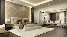 La camera da letto beige e marrone: 15 idee per abbinare questi 2 colori con gusto!