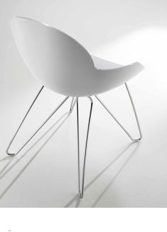 Formas diferentes que le darán a tus espacios un look innovador. Eames, Chair, Furniture, Home Decor, Innovative Products, Spaces, Shapes, Decoration Home, Room Decor