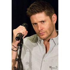 *swoon* Jensen Ackles : J2 Gold Panel, Creation Entertainment Supernatural…
