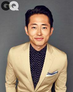 Glenn - Steven Yeun AHHHHHHHHHHHHHHHHHHHH