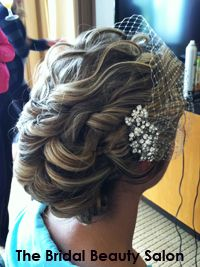 low do's for wedding hair